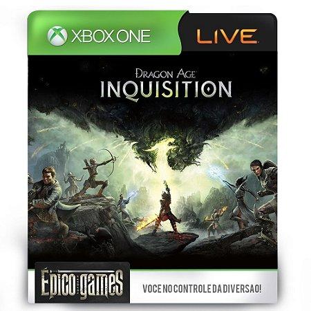 Dragon Age Inquisition - Xbox One - Midia Digital