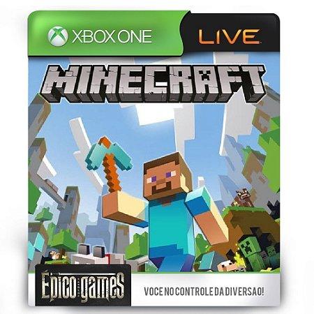 Minecraft Xbox One Edition - Xbox One - Midia Digital