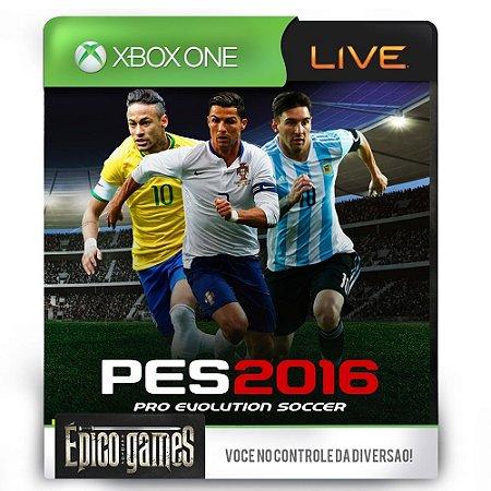 PES 2016 - Pro Evolution Soccer - XONE