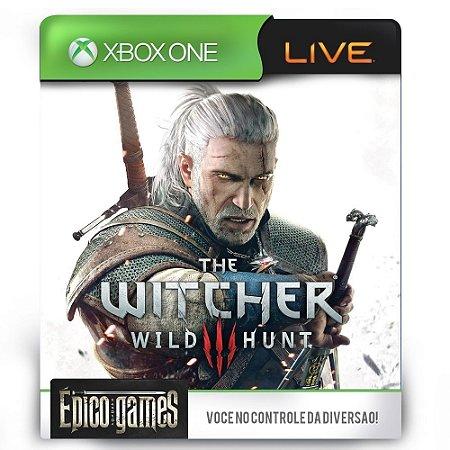The Witcher 3 Wild Hunt - Xbox One - Midia Digital