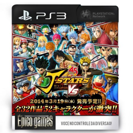 J-STARS Victory VS+ - PS3 - Midia Digital