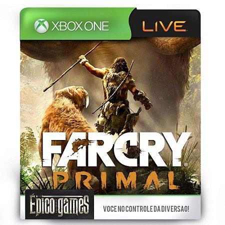 Far Cry Primal - Xbox One - Midia Digital