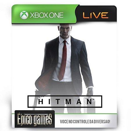 Hitman - Xbox One - Midia Digital
