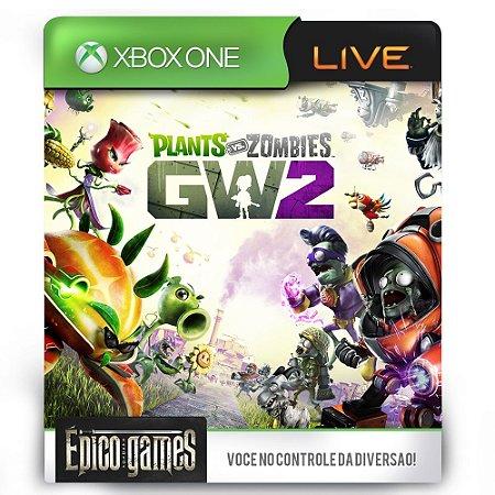 Plants vs. Zombies Garden Warfare 2 - Xbox One - Midia Digital