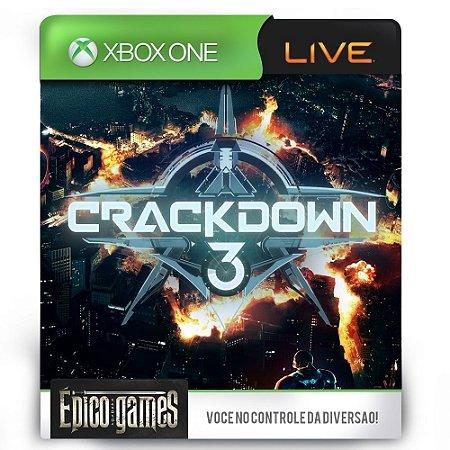 Crackdown 3 - Xbox One - Midia Digital