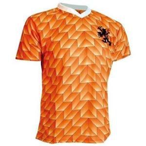 9620770fb9c60 Camisa Retro Seleção da Holanda 1988- Frete Grátis - Amo Futebol