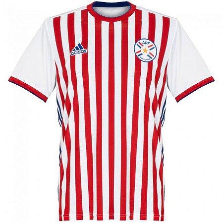 Camisa Puma Seleção do Paraguay Home 2018 2019-S Nº - Amo Futebol 75d6653dd5caf
