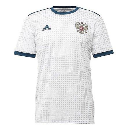 464fca85a7 Camisa Adidas Seleção da Russia Away 2018 2019-S Nº - Amo Futebol