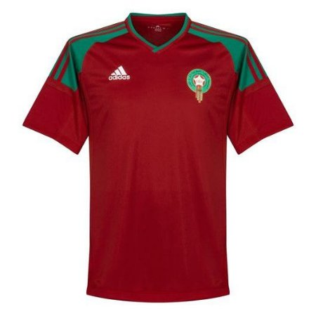 Camisa Seleção do Marrocos Home 2018 2019-S Nº - Amo Futebol f700a24caf49c