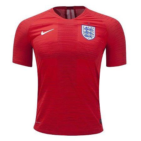 c348d10f4 Camisa Seleção da Inglaterra Away 2018 2019-S Nº - Amo Futebol