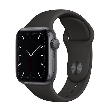 Apple Watch SE 40mm GPS - Cinza Espacial
