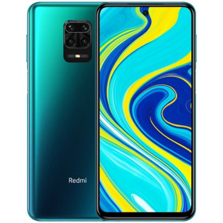 Xaiomi Redmi Note 9s 128GB/4GB Ram Azul