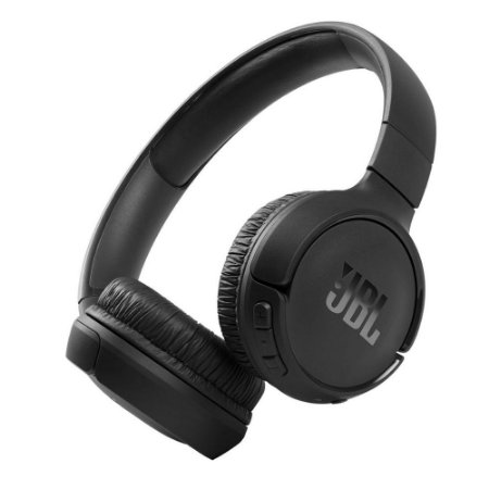 Fone de Ouvido JBL Tune 510 Bluetooth Portátil Preto