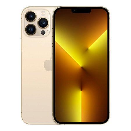 iPhone 13 Pro Max 128GB Dourado