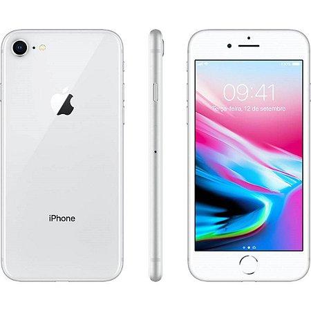 Iphone 8 - 64GB - Prata - Vitrine