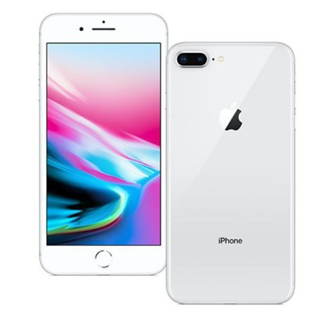 Iphone 8 Plus - 64GB - Prata - Vitrine