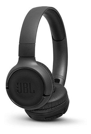 Fone de ouvido Bluetooth JBL TUNE 500BT  - Preto
