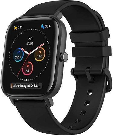 Relógio Amazfit GTS - Preto