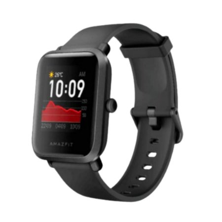 Relógio Smartwatch Amazfit Bip S - Preto