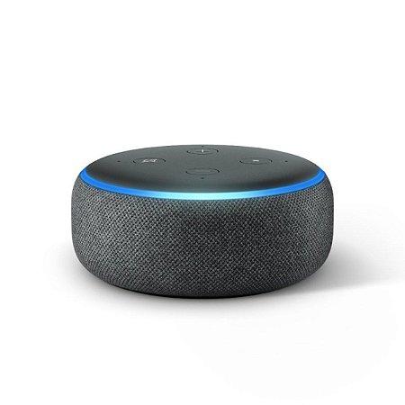 Amazon Echo Dot 3º Geração Alexa - Preto