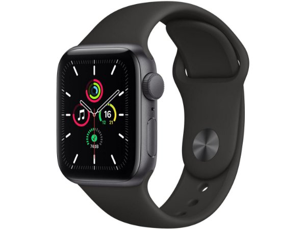 Apple Watch - SE 44mm - Cinza Espacial