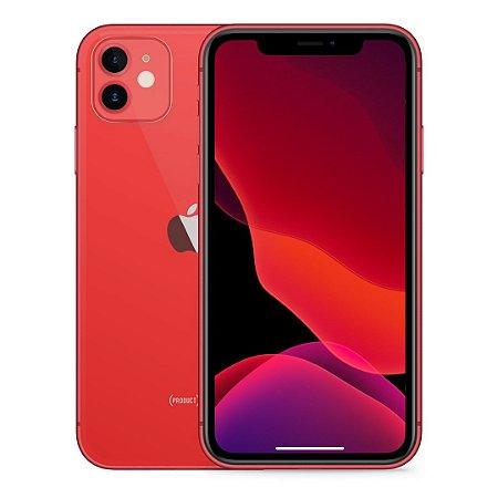 iPhone 12 64GB - Vermelho