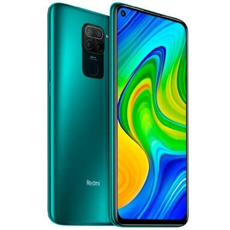 Redmi Note 9 - 128 GB - Verde