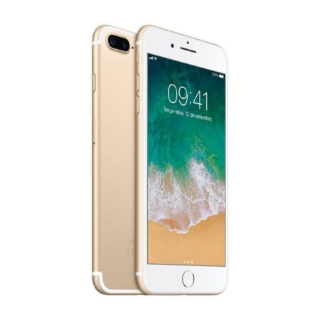 iPhone 7 Plus 32GB - Dourado - Vitrine
