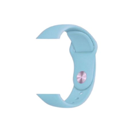 Pulseira Azul Bebe para Apple Watch 42/44mm