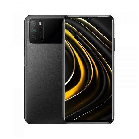 Smartphone Xiaomi Poco M3 64GB Preto