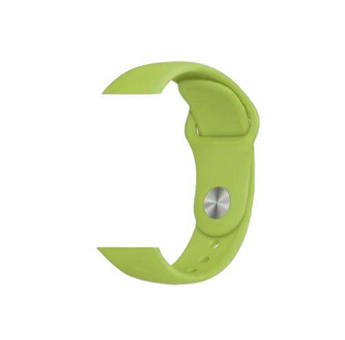 Pulseira Verde Militar para Apple Watch 42/44mm