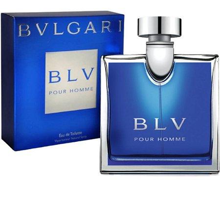 Perfume BLV Pour Homme Bvlgari  - Eau de Toilette - 100ml