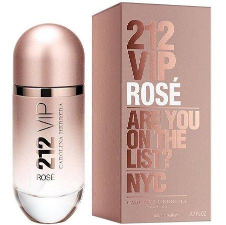 Perfume Carolina Herrera 212 Vip Rose 80ml