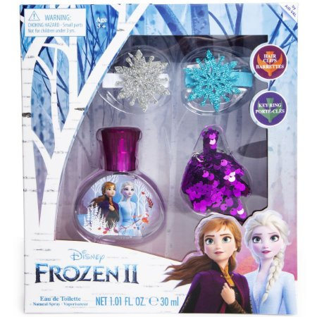 Kit Perfume Disney Frozen Eau de Toilette 30ml