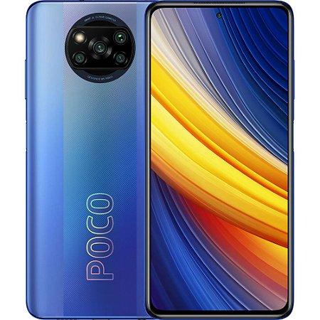 Smartphone Xiaomi Poco X3 Pro 128GB 6GB Ram - Azul