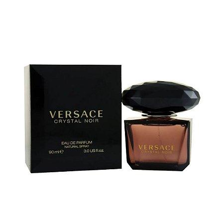 Perfume Feminino Versace Crystal Noir EDP 90mL