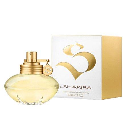 Perfume Feminino S Shakira Eau de Toilette 80ML