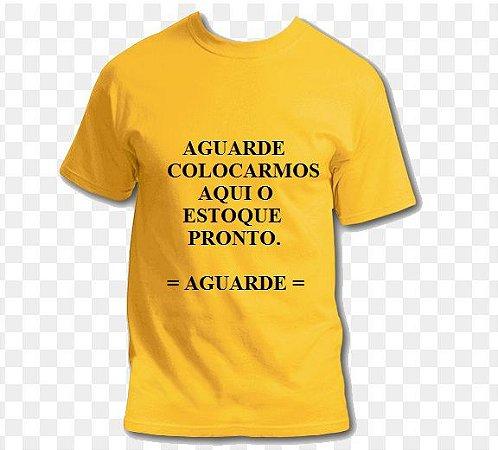 Camisas evangelicas aguarde