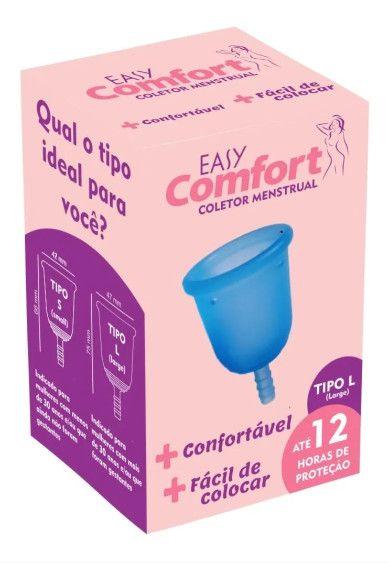 Coletor Menstrual Easy Comfort