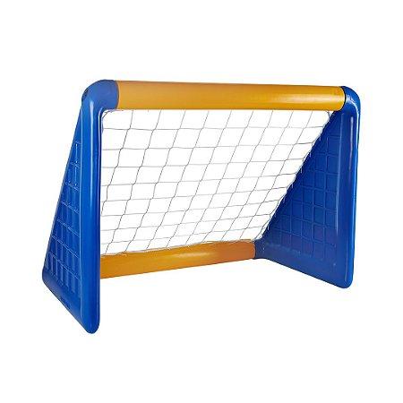 Mini Gol de Futebol Par Infantil com Bola Freso