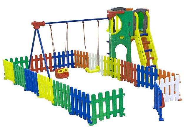 Playground Antares sem Cerquinhas Freso