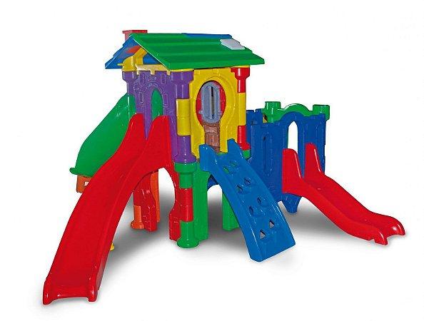 Playground Torre do Castelo com Castelo Petit Freso