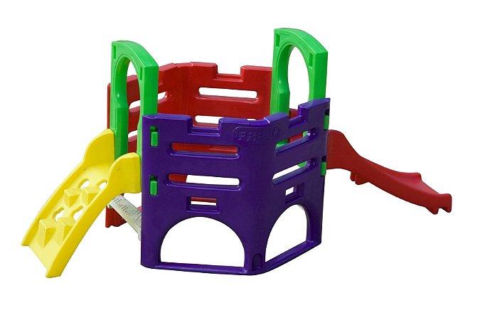 Playground MiniPlay A com Escalada Freso