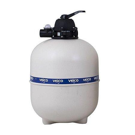Filtro V-50 com Valvula Fluidra