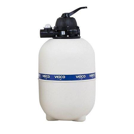 Filtro V-40 com Valvula Fluidra
