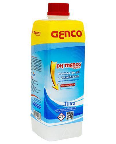 pH- Menos Líquido 1lt Genco