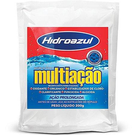 Pastilha Multiação 200g Hidroazul