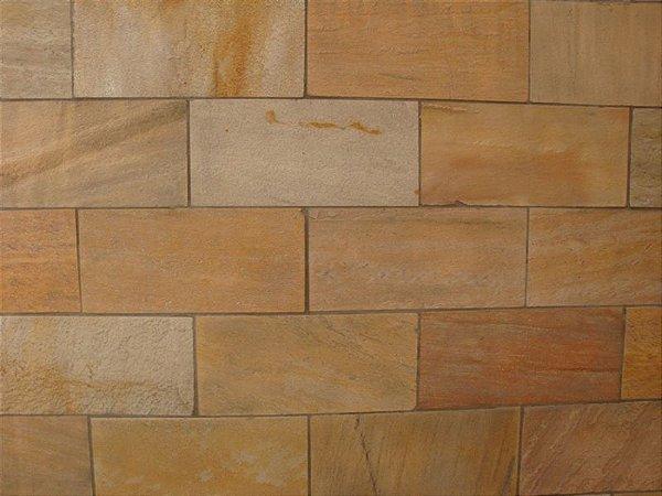 Pedra serrada 18x37 São Tomé - (valor por m²)