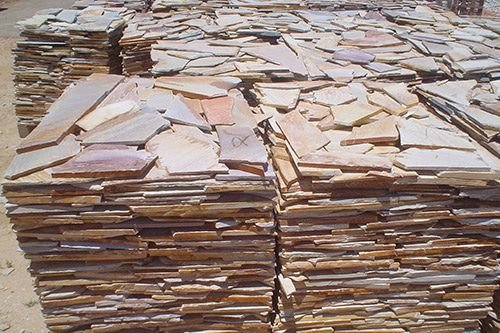 Pedra Caco Mesclado Savio Pedras (valor por m²)