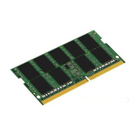 MEMORIA NOTEBOOK DDR4 MEMORIA KVR24S17S6-4 4GB 2400MHZ NON-ECC CL17 SODIMM 1RX16